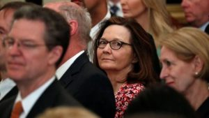 Gina Haspel, nova diretora da CIA