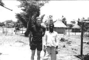 Nestor e Peter Fry, 1965