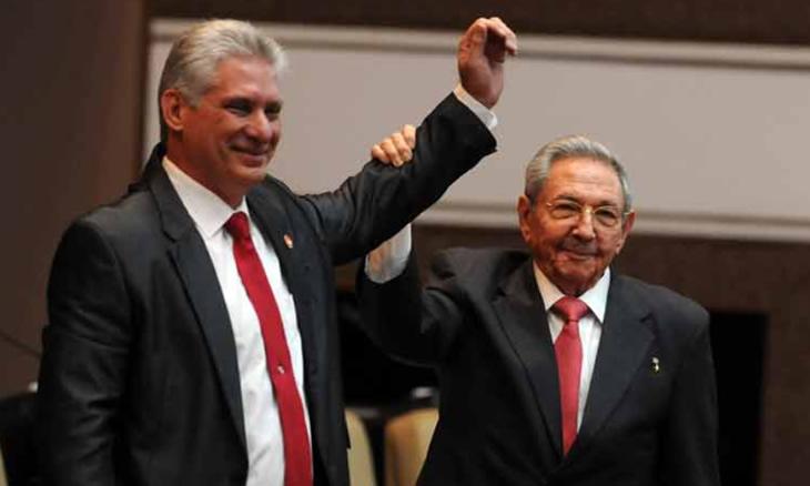 Miguel Díaz-Canel, o escolhido de Raúl Castro