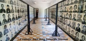 Museu Tuol Sleng do Genocídio