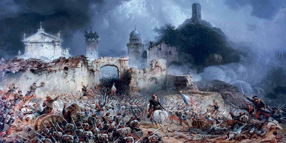 Solferino, a batalha que deu origem à Cruz Vermelha