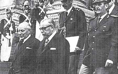 Aparício Méndez, ditador uruguaio entre 1976 e 1981