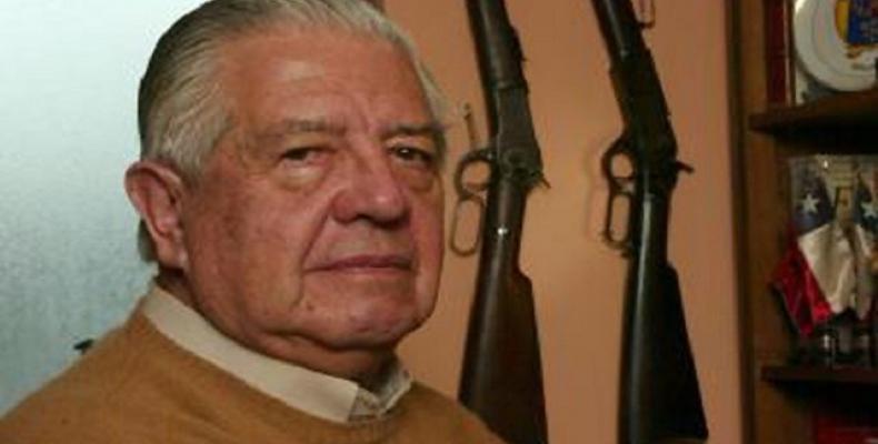 anuel Contreras, organizador da Operação Condor