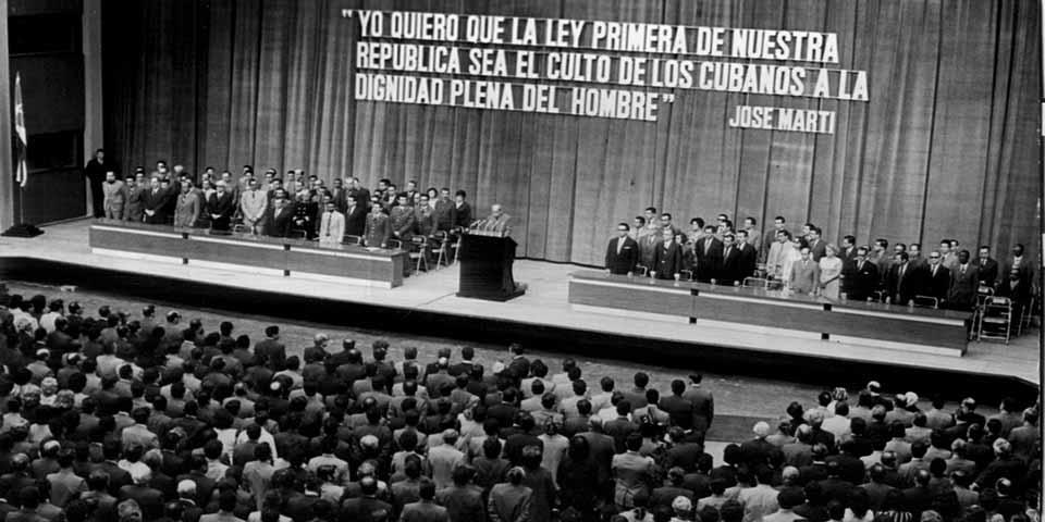 """O poeta José Martí, considerado """"pai-fundador"""" da Cuba independente, queria assentar a lei no culto à dignidade humana. O sonho de Martí exige o reconhecimento da pluralidade política"""