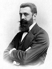 Theodor Herzl (1860-1904), o pai do nacionalismo judaico