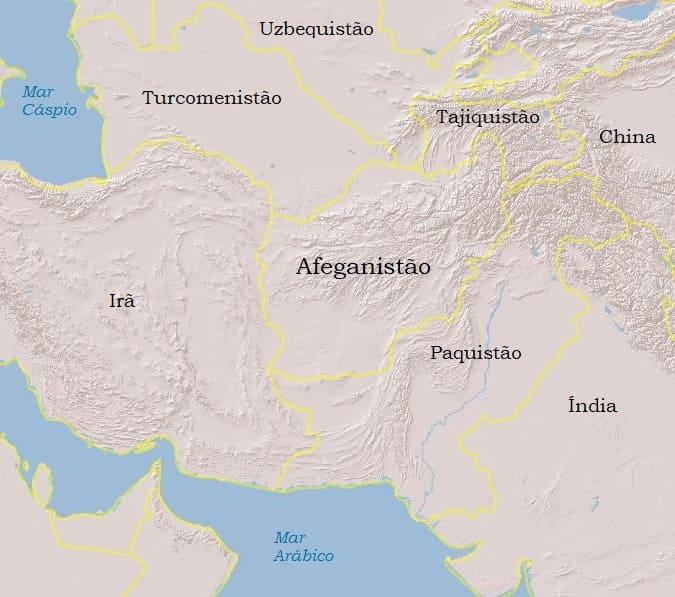 Guerra sem lei no Afeganistão
