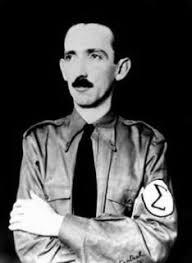 Plínio Salgado (1895-1975), líder da Ação Integralista Brasileira