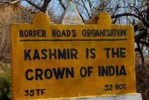 Caxemira e Índia