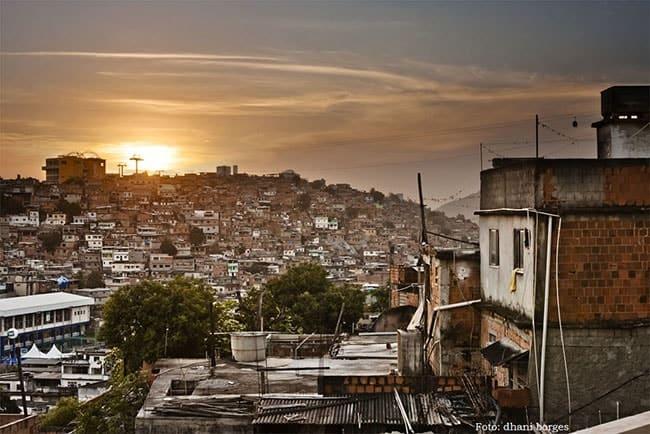 Impedir Witzel, em nome da vida. Complexo do Alemão, Rio de Janeiro