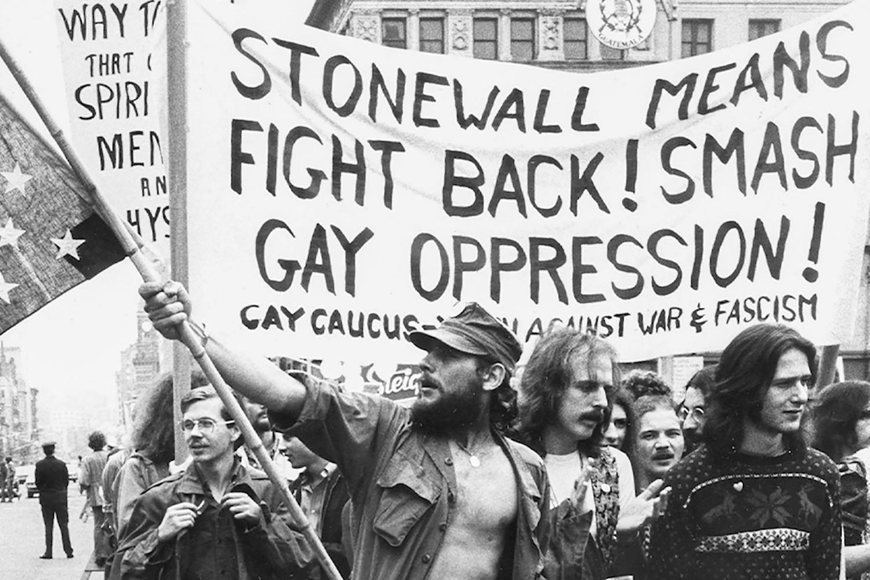 Protestos que seguiram Stonewall pelos direitos civis