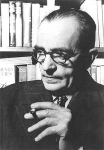 O escritor Graciliano Ramos
