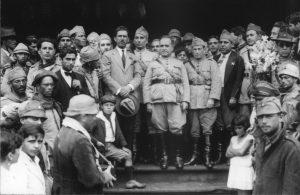 Getúlio Vargas chega ao Palácio do Catete, então sede da Presidência da República