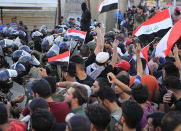 NO IRAQUE, CANSADOS DE GUERRA E CORRUPÇÃO