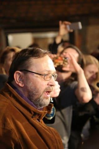 Mikhail Ugarov, criador do Teatr Doc