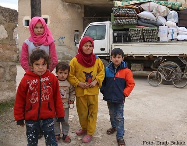 Leis de guerra agonizam em Idlib