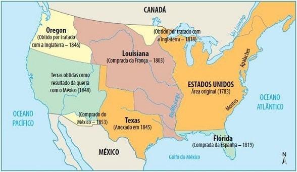 Mapa-expansão