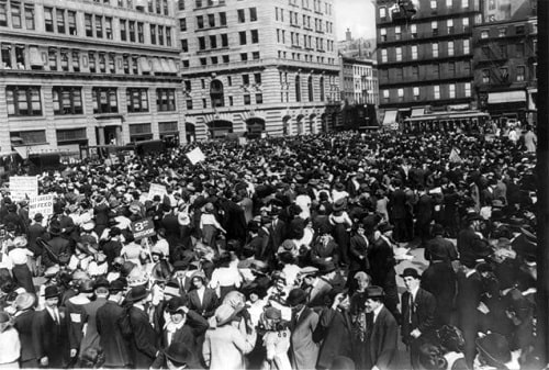 Palmer Raids, 1919-1920