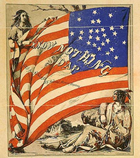 Cartaz nativista