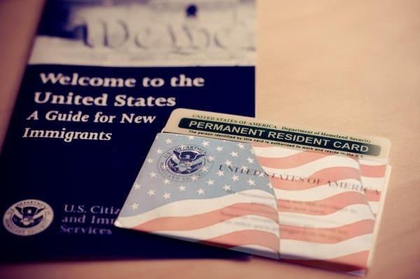 Imigração legal nos EUA