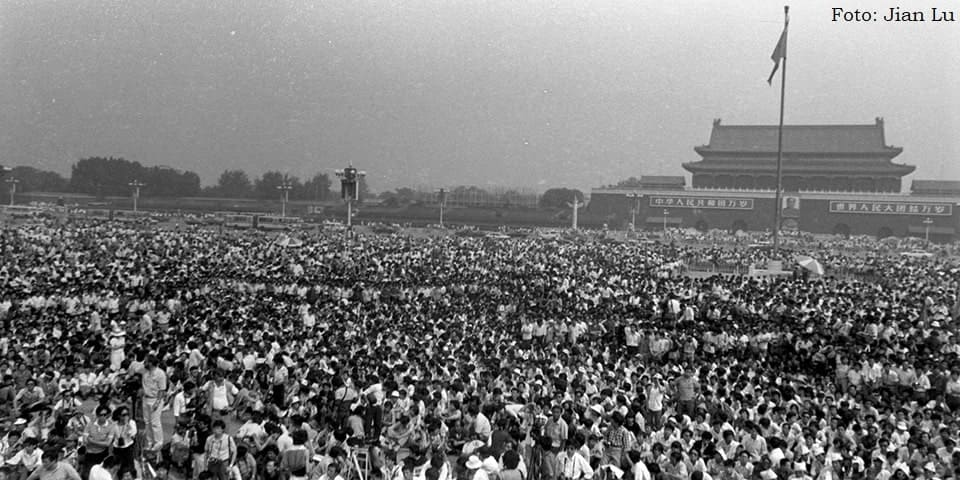 De Tiananmen a Hong Kong, a ditadura persiste