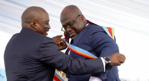 Kabila e Tshisekedi