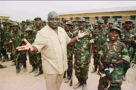 Kabila e tropas