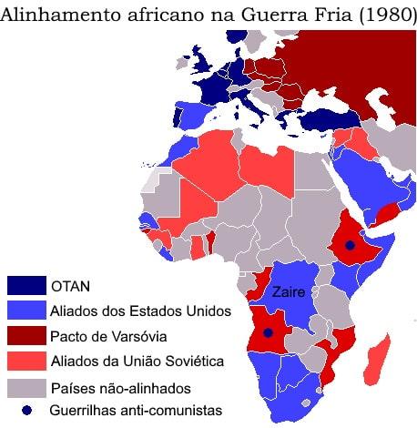 Mapa-Africa-Guerra Fria