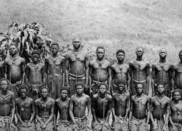 CONGO, NO CORAÇÃO DA ÁFRICA – ORIGENS