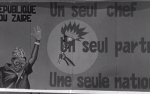 propaganda mobutista