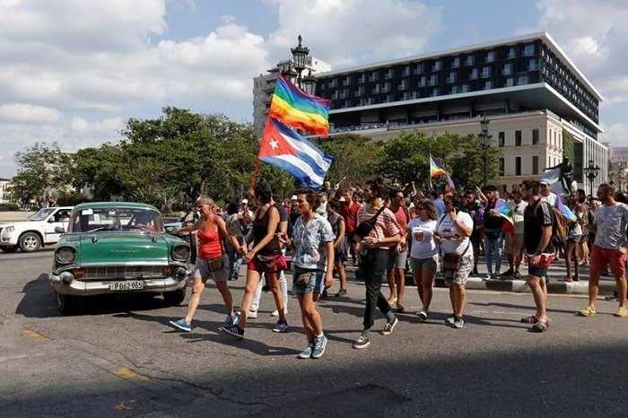 direitos LGBT em Havana