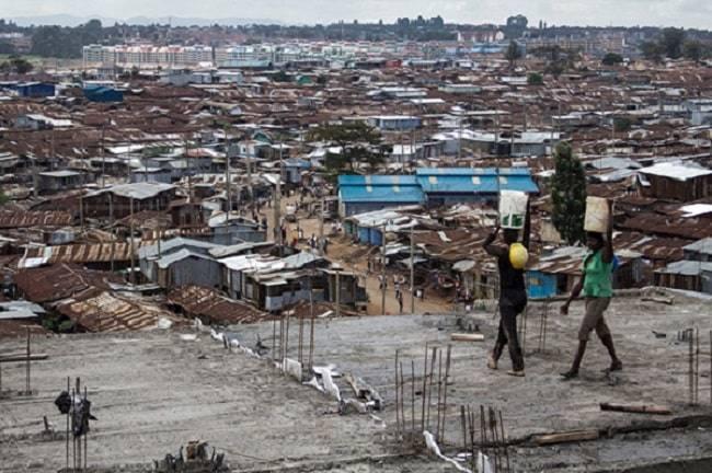 Favela Kibare