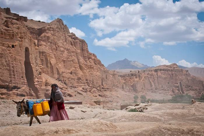 Povo de Bamyan -