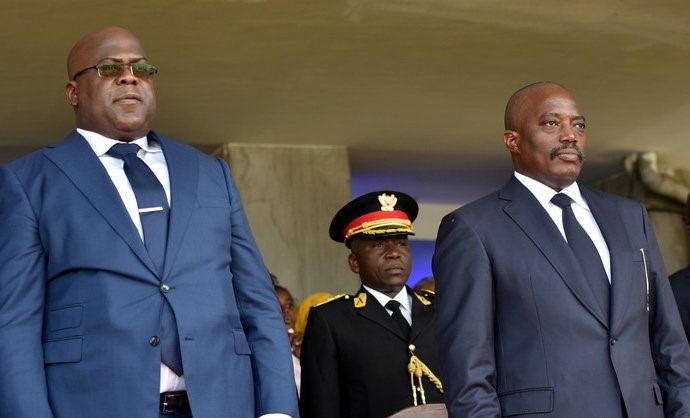 Tshisekedi e Kabila