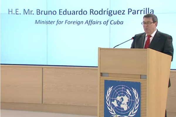 Cuba candidato ao CDH