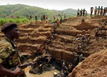 CONGO, CORAÇÃO DAS TREVAS – VIOLÊNCIA