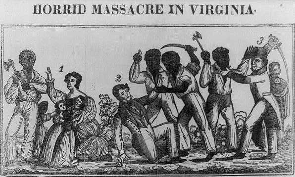 Noticia de jornal da rebeliao dos escravos