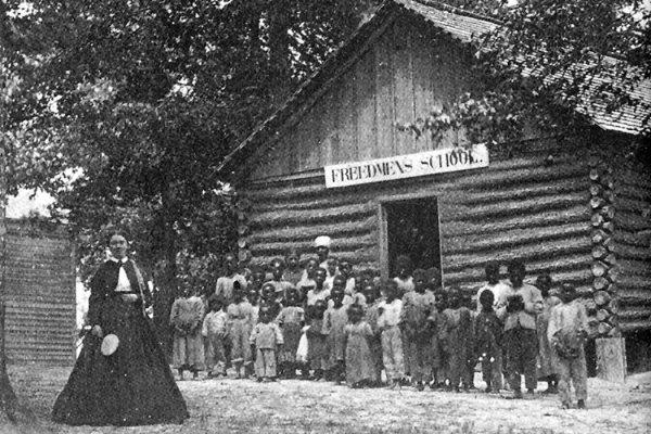 escola primária para negros