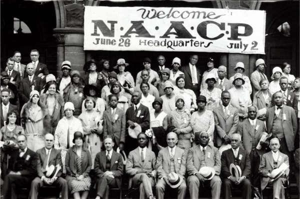Foto fundação NAACP