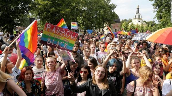 Parada gay Polônia