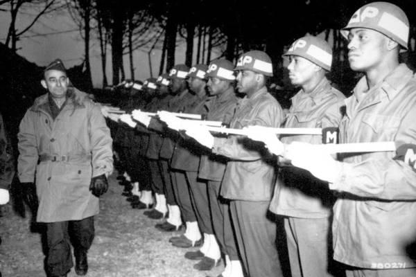 bufalo soldiers - 2a guerra