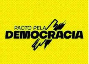 A DEMOCRACIA É UM PACTO, NÃO UM CONTRATO