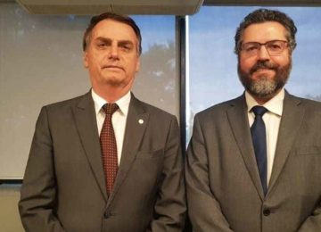 GOVERNO BRASILEIRO, PÁRIA DOS DIREITOS HUMANOS