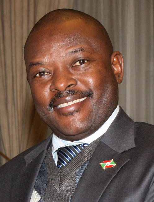 Presidente Nkurunziza
