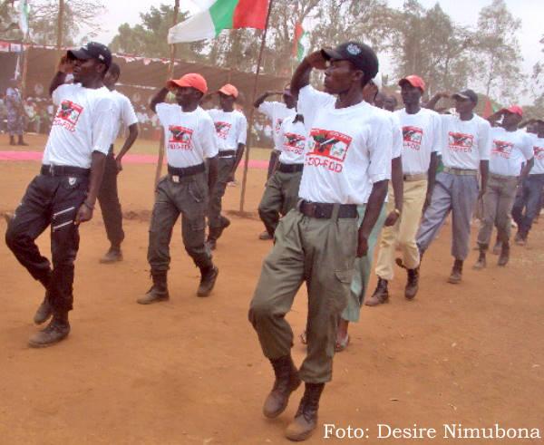 Milícia juvenil