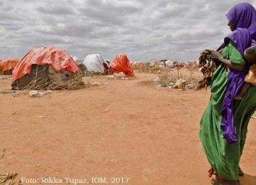 NA ETIÓPIA, A PRIMEIRA GUERRA DA COVID