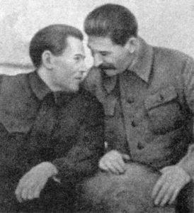 stalin e yezhov