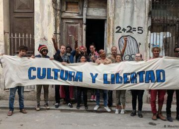 CUBA OUVE O RAP DA DISCÓRDIA (19/4/2021)