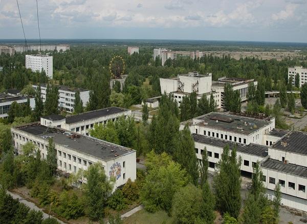 Pripyat depois