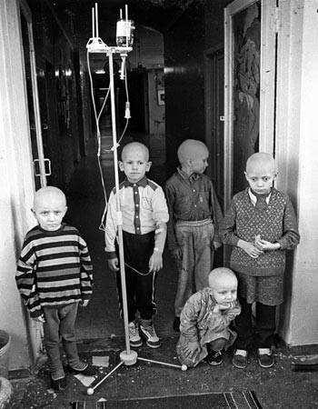crianças na Belarus