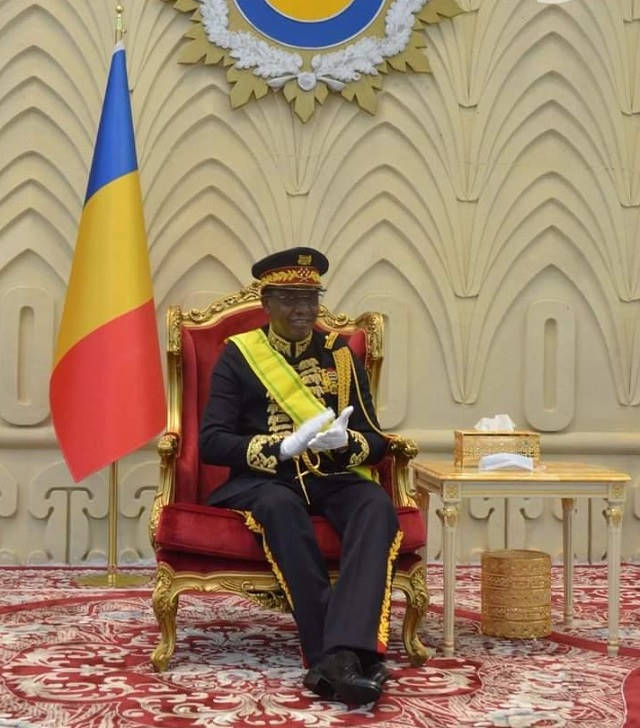 Idriss Deby Chade